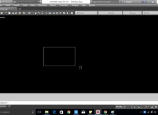 Mirror Command In AutoCAD