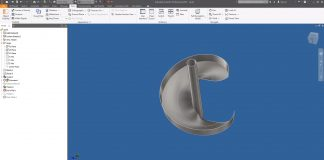 How to make Spiral Chute In Inventor