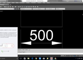 Stretch The Object In AutoCAD - Stretch Command