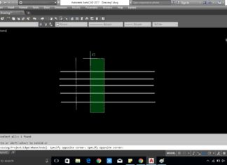 How To Remove Or Trim Extra Line In AutoCAD 2016,2018,2019- Sovled